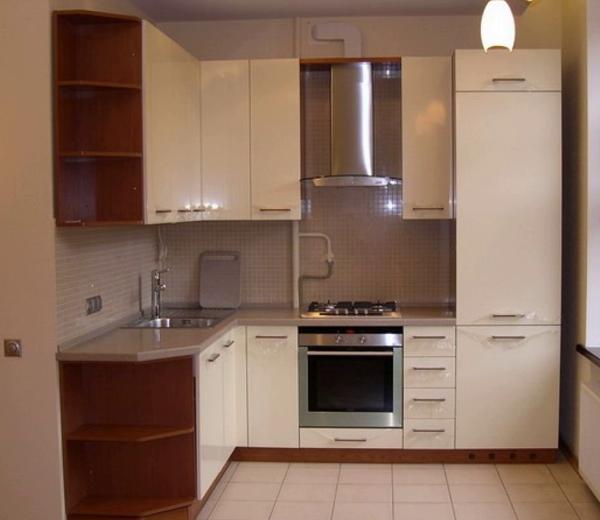 холодильник на маленькой кухне варианты фото