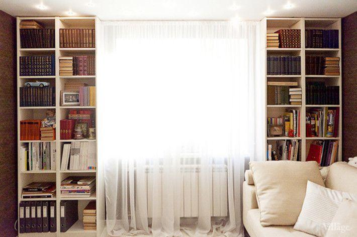 Организация шкафов у окна / интерьер / идеи для дома / pinme.
