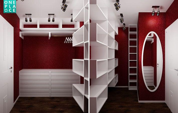 Проект: гардероб+балкон в современной квартире, автор алексе.