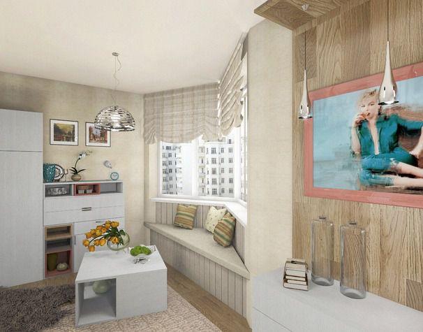 Спальня, цвет белый в стиле ар-деко - фото и дизайн на vivbo.