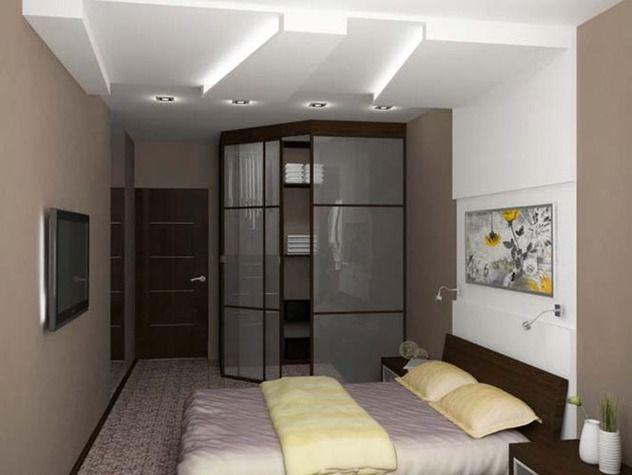 Спальня в стиле лофт - фото и дизайн на vivbo.ru.