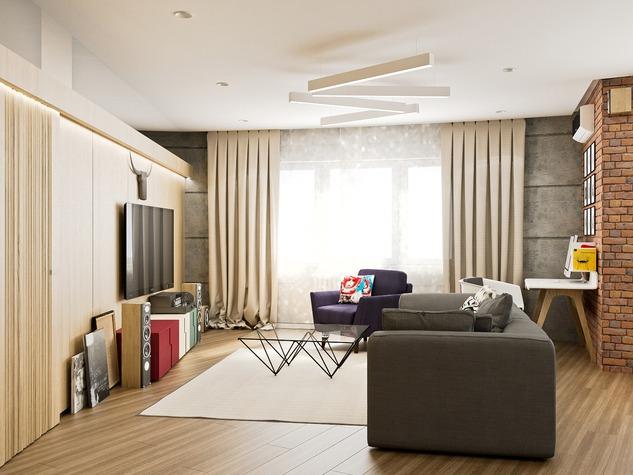 дизай квартир в казани по-настоящему качественное