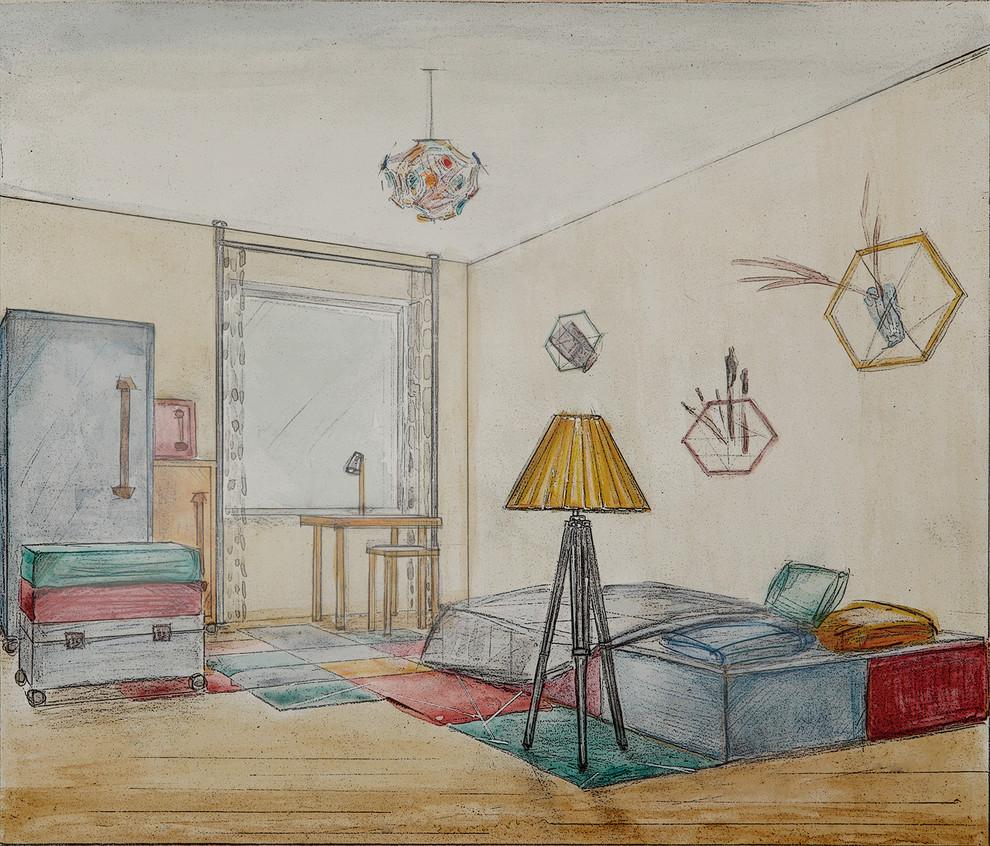 рисунок про квартиру