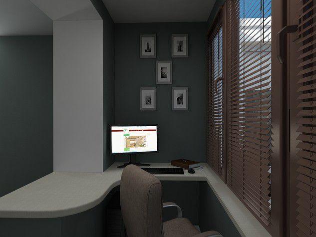Варианты отделки балконов внутри: 70 фото примеров отделки л.